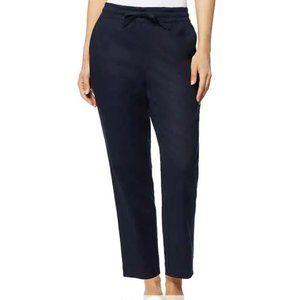 32 Degrees Ladies' Stretch Linen Blend Pant